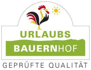 Qualitätsgeprüfter Urlaubs-Bauernhof
